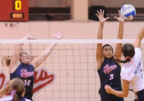 Volleyball: Three Selected to AVCA West Region Squad
