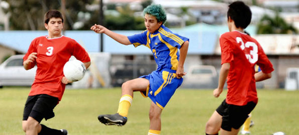 Hilo Vikings sweep St. Joseph Cardinals in BIIF soccer