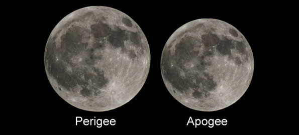 """This month the full Moon will be just a little bigger and brighter than usual. This Friday's full Moon, the """"Long Night Moon"""" as it occurs just before the winter solstice, may seem unusual if you take a moment to step outside and view it"""