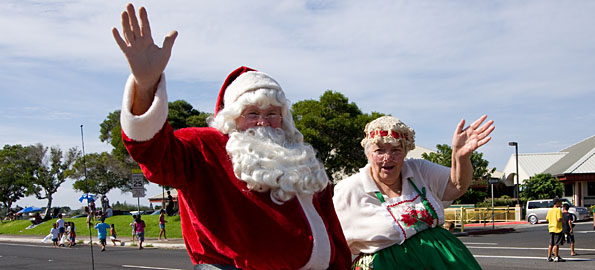 Waikoloa Lions 4th annual Christmas Parade