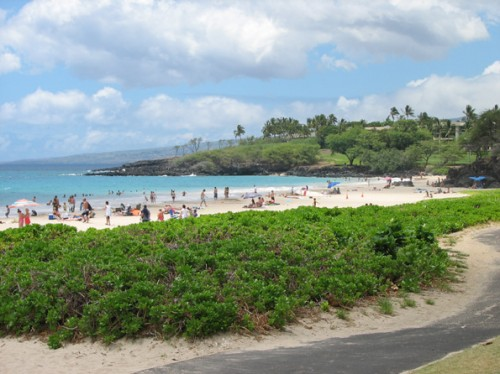 Hapuna Beach State Recreation Area (Photo by Karin Stanton/Hawaii247.com)