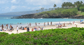 DLNR replacing Hapuna park water system