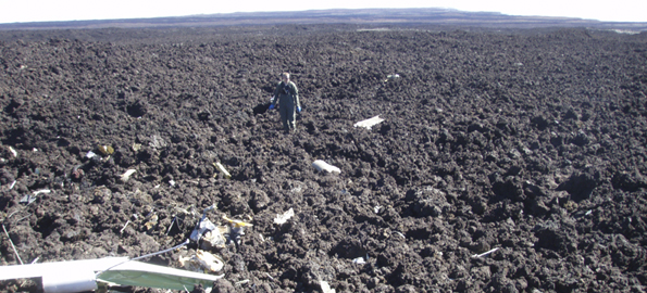 Preliminary NTSB report released. Park rangers remove glider pilot's remains from slopes of Mauna Loa.