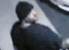 Car break-in suspect wanted by police