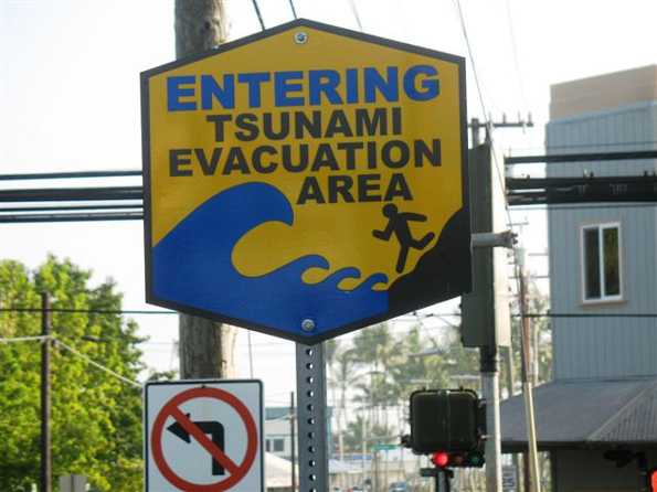 Tsunami exercise designed to tighten Civil Defense procedures