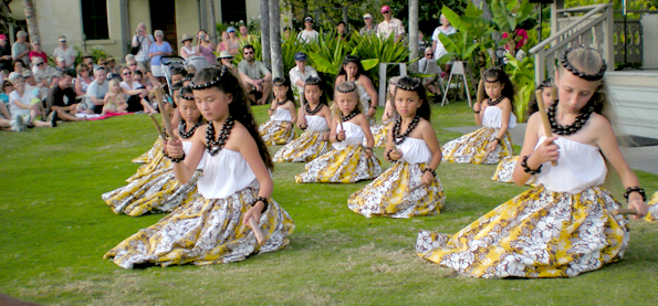 Kokua Kailua, palace concert Sunday on Alii Drive