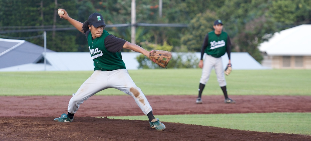 The Konawaena Wildcats put an end to the Waiakea's perfect record by winning 4-3 at Waiakea High School Monday.