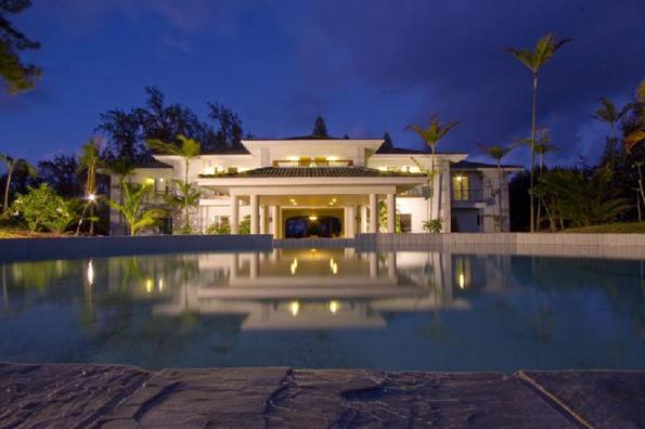 Luxury property opens as eco-friendly retreat