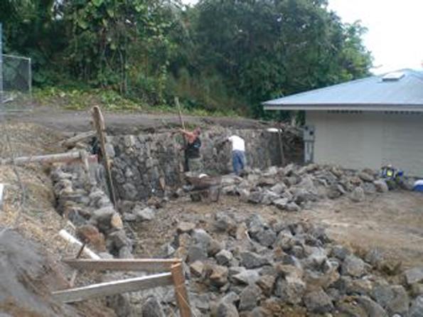 Playground work on schedule; volunteers still needed