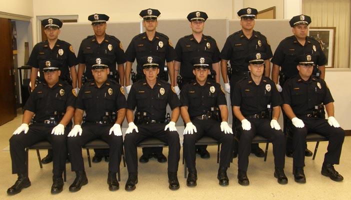 Hawaii County Police 76th recruit class