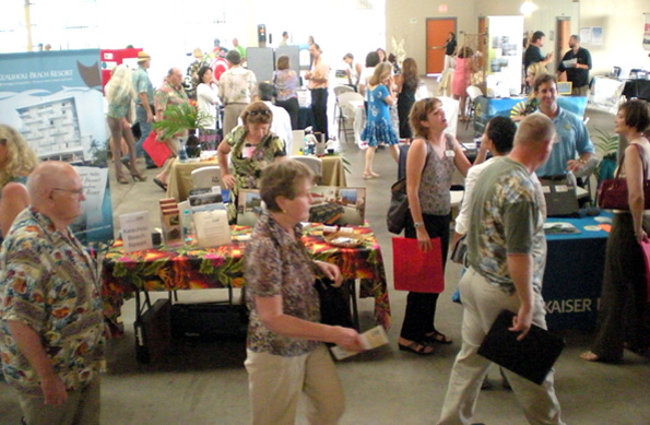 Chamber Business Expo draws hundreds