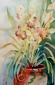 Waikoloa Art Center Announces Watercolor Class with Evonne Cramer