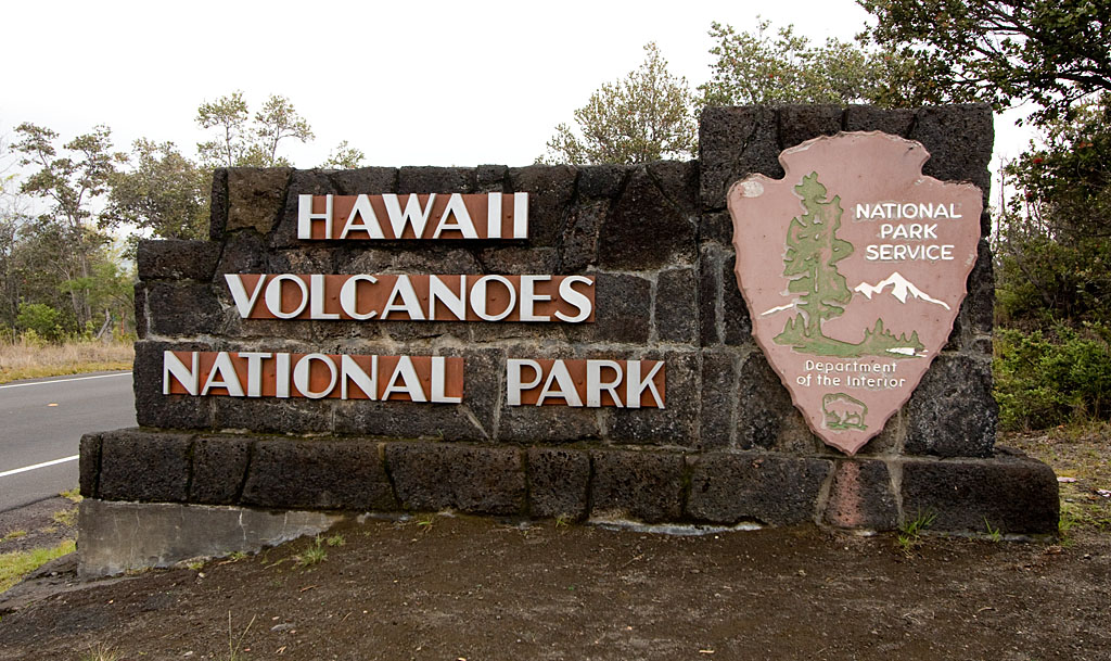 The U.S. Environmental Protection Agency recognized Hawai'i Volcanoes National Park with the EPA's Federal Green Challenge Regional Overall Achievement award as part of its efforts to encourage federal departments to reduce their environmental footprints through sustainable practices.