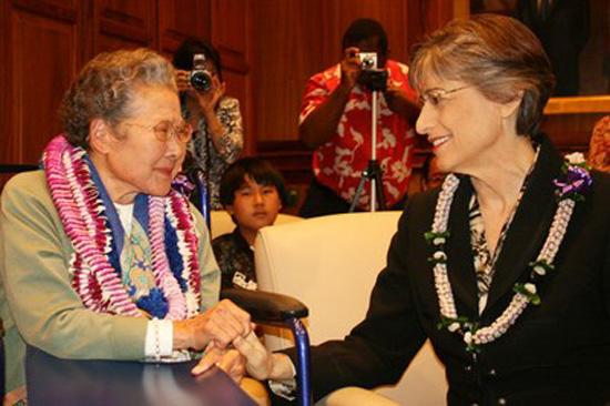 Legislation reunites Hilo kupuna