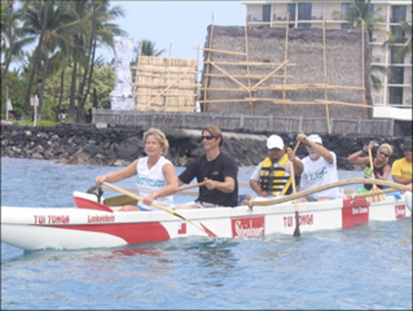 West Hawaii adaptive sports featured in magazines