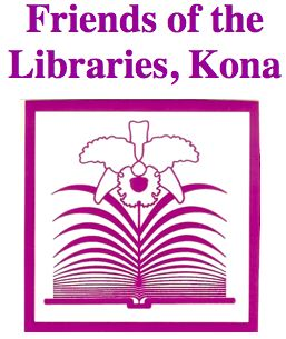 Book sale at Kailua-Kona Library (July 10)
