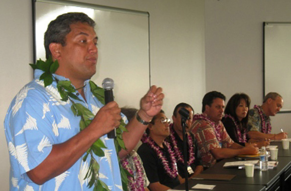 Big Island mayor seeks state support for youth programs, projects to create jobs and boost local economy
