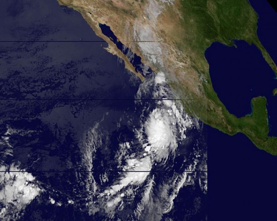 Image courtesy of NOAA-NASA GOES Project