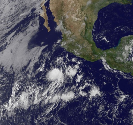 Image by: NOAA/NASA GOES Project