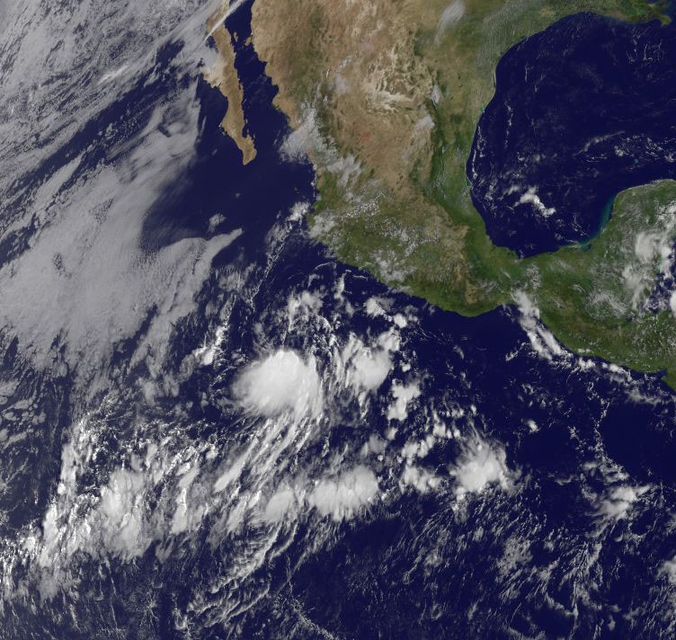 Another Eastern Pacific low with tropical possibilities
