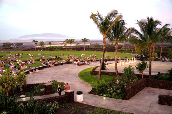 'A Celebration of Hula' graces Waikoloa Bowl