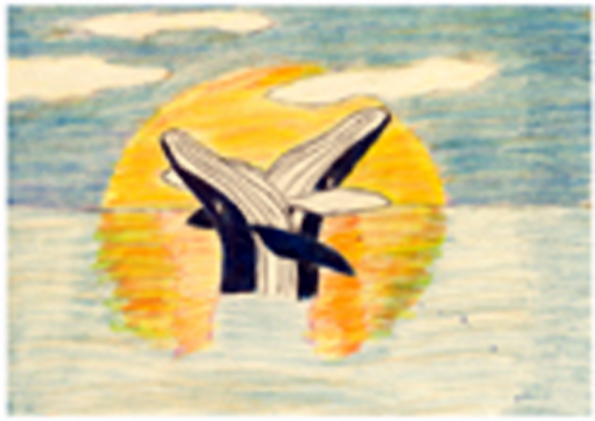 Youngsters offer insigts, observations, understanding of natural world through artwork, poems and short stories.