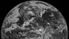 First image from new GOES-14 satellite