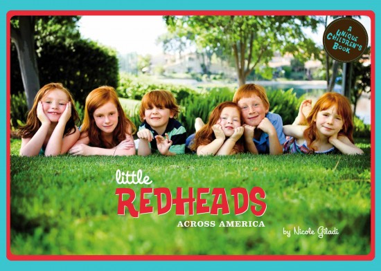 COVER OF REDHEAD BOOK Small
