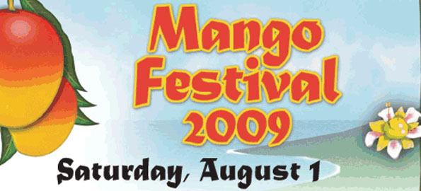 Mango mania kicks off 8 a.m.-noon at the Keauhou Farmers' Market at Keauhou Shopping Center.