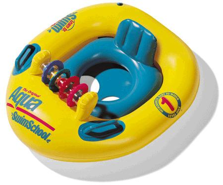 Aqua-Leisure Industries recalls inflatable baby floats due to drowning hazard
