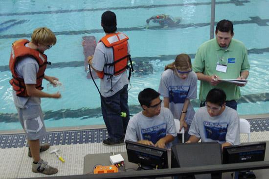 Kealakehe ranks at international robotics contest