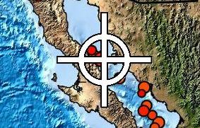6.9M earthquake in Gulf of California, no tsunami threat to Hawaii