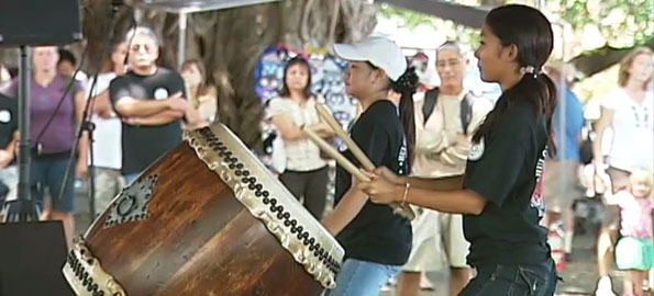 6th Annual Hawaii's World Heritage Festival celebrated in Hilo