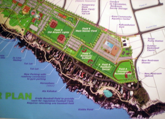 Kailua Park Plan - south end (Hawaii247 photo by Karin Stanton)