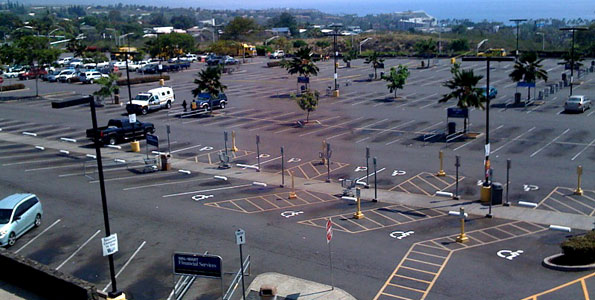 Kona Walmart reopens; police investigating terroristic threat