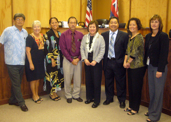 Hanabusa addresses West Hawaii attorneys