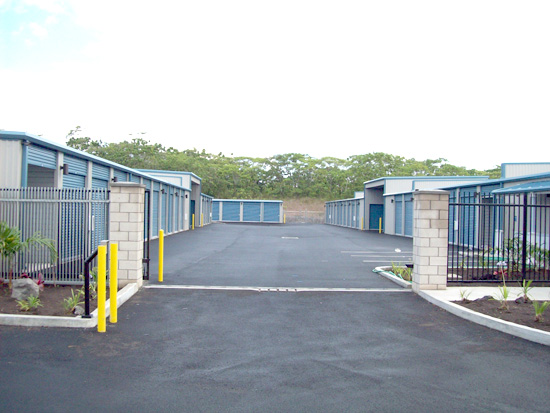 Shipman Self Storage is now open in Keaau. (Photo courtesy of Shipman Self Storage)