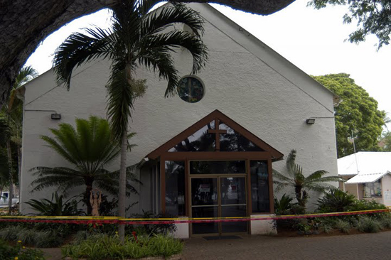 Public is invited to decommissioning service before Alii Drive landmark is razed; new church planned on site