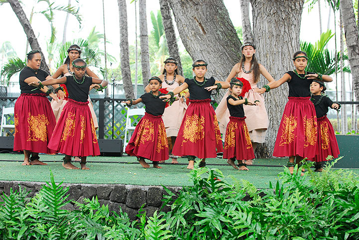 The 3rd annual E Mau Ana Ka Hula - a tribute to King David Kalakaua Saturday (Nov 21) at Keauhou Beach Resort hosted by Kumu Keala Ching.