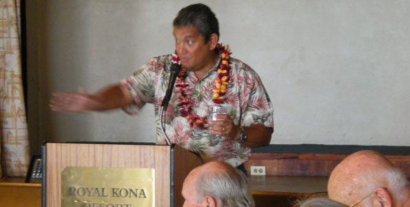 Mayor says Big Island has much to celebrate and look forward to, despite some hard times