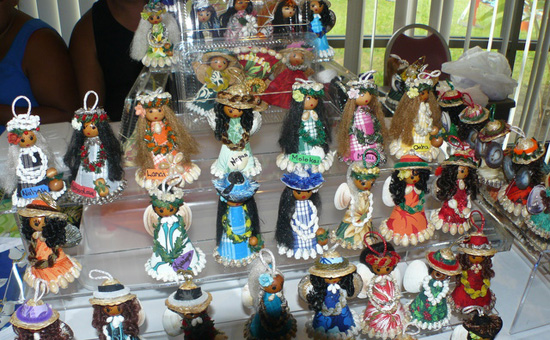 Weekend craft fairs in Kona, Waikoloa