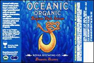 OceanicOrganicBeer