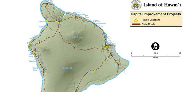 Capital improvement projects aim to stimulate economy, create jobs, modernize public infrastructure