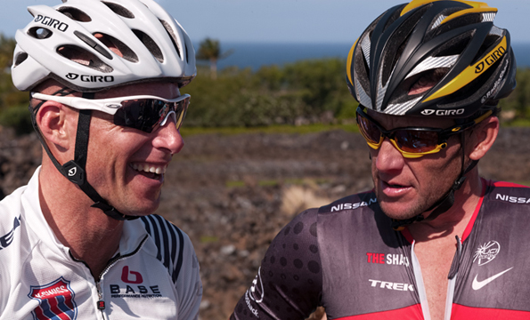 Cycling buddies accept the Twitter Time Trial challenge for nothing more than fun and bragging rights