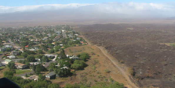 Hawaii Wildfire Management Organization leads collaboration to draft a Community Wildfire Protection Plan. The CWPP will be a collaborative plan to address wildfire threats in the South Kona community.