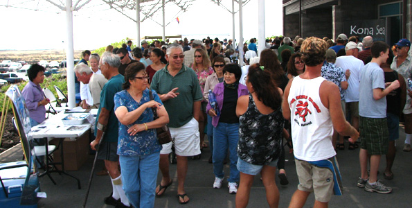 Next farmers fish market, featuring all Big Island products and produce, is April 30