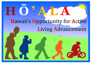 "On the heels of First Lady Michelle Obama's ambitious ""Let's Move"" initiative to eliminate childhood obesity in a single generation, a nearly $150,000 grant will fund a new school-community-government partnership to fight obesity in Hawai'i County."