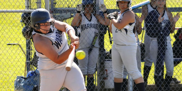 Waiakea steamrolled over the visiting Keaau Cougars 10-0 in BIIF Division I softball action Friday (April 30).