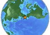 This earthquake is located outside the Pacific. No tsunami threat exists to coastlines in the Pacific.