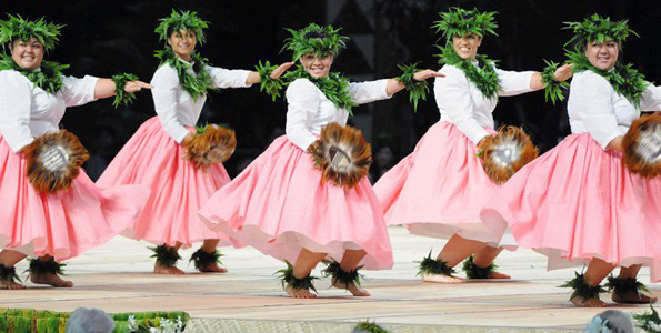 Hula skills centerstage at the world's premier hula showcase in Hilo
